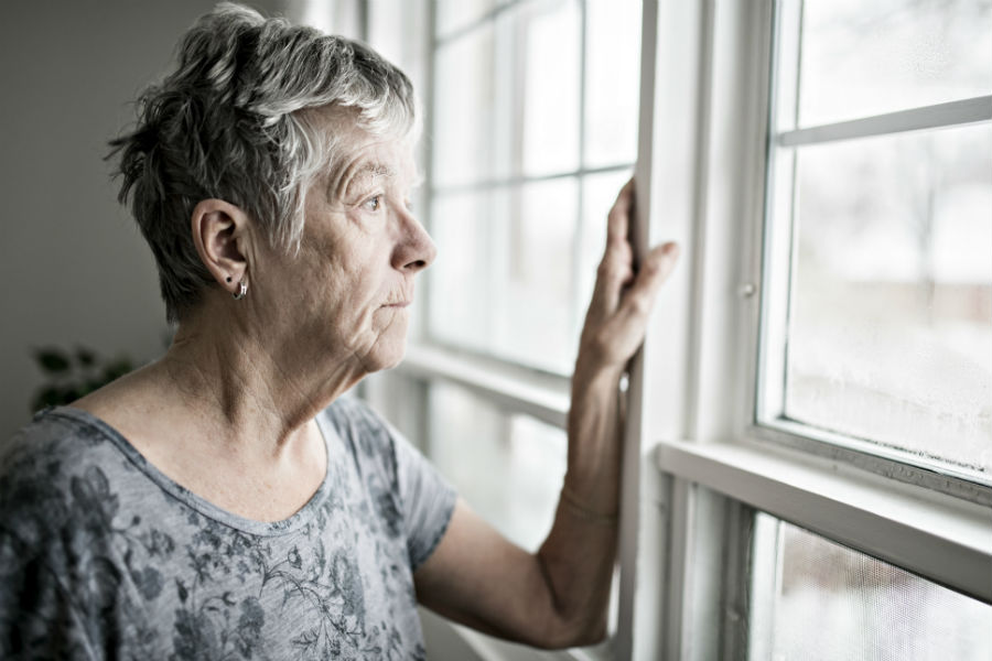 Maintien à domicile d'un malade Alzheimer