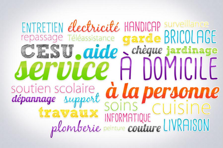 Le CESU pour faciliter la mise en place de services à la personne