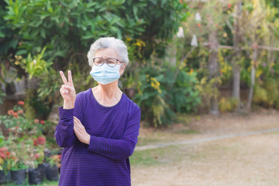 Le déconfinement des seniors à domicile ou en ehpad