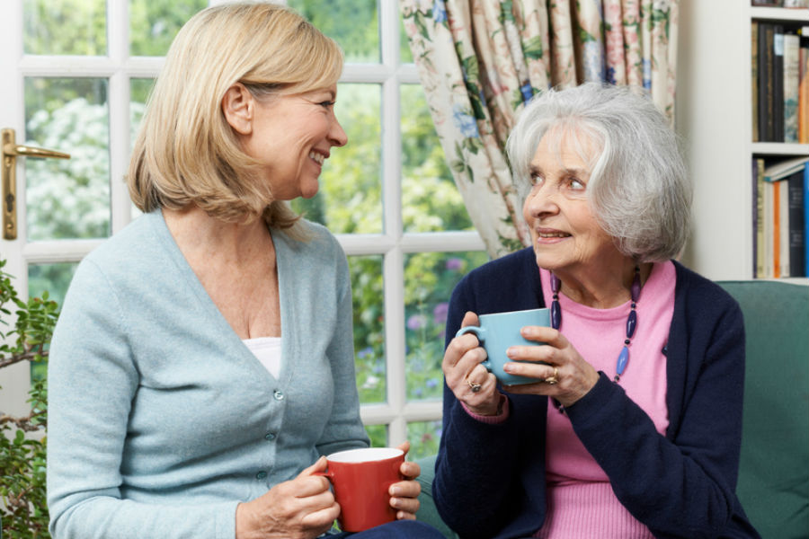 Bien communiquer avec un malade Alzheimer