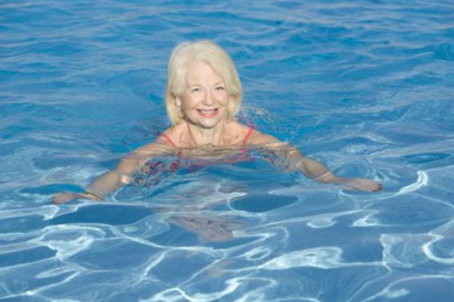 Pour bien vieillir, restez actif !