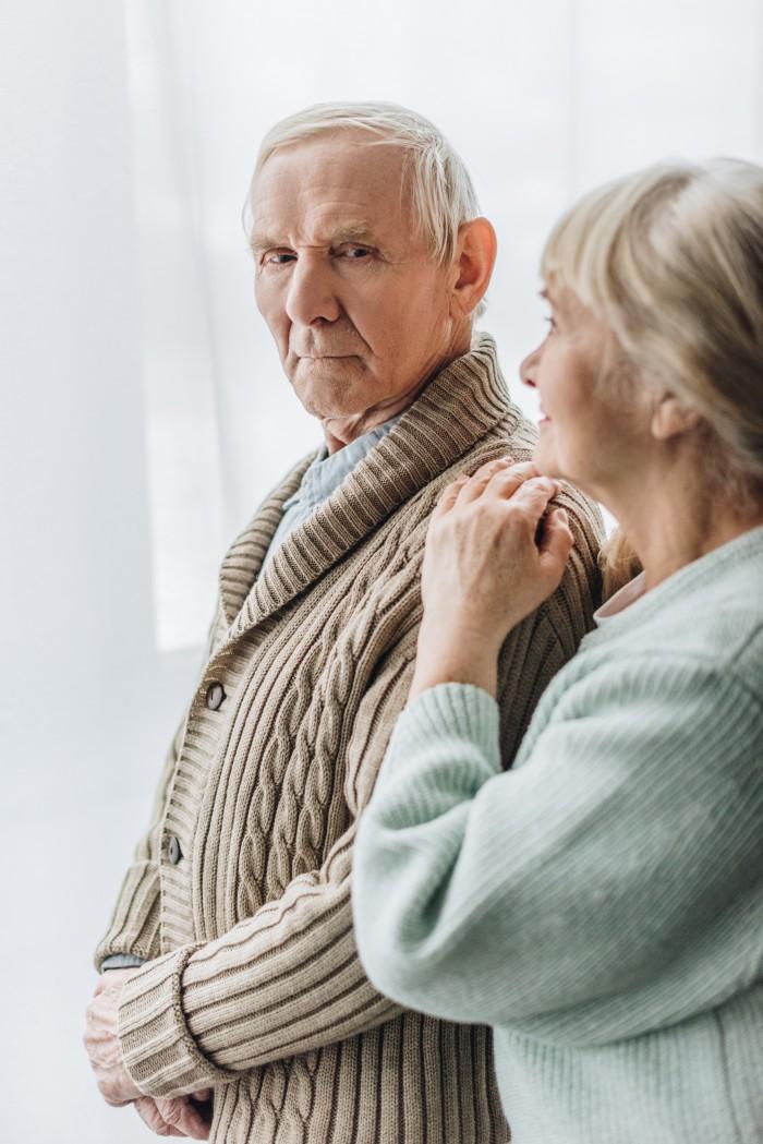 EHPAD Alzheimer : Organiser l'entrée
