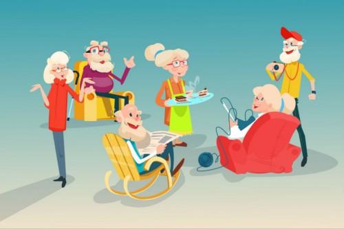 Animations maison de retraite