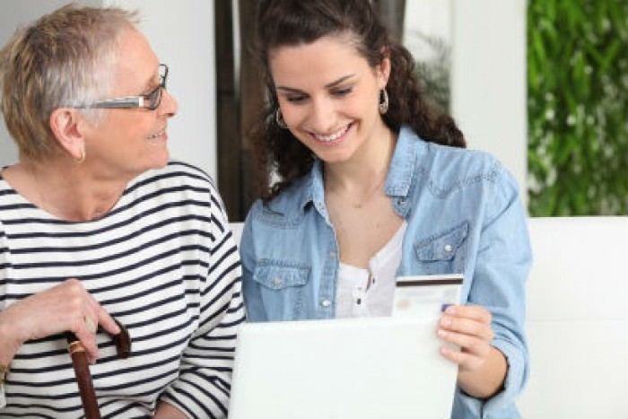 Dossier d'admission en maison de retraite