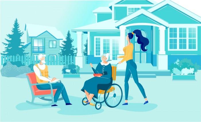 EHPAD : Quand vient le moment de l'entrée en maison de retraite
