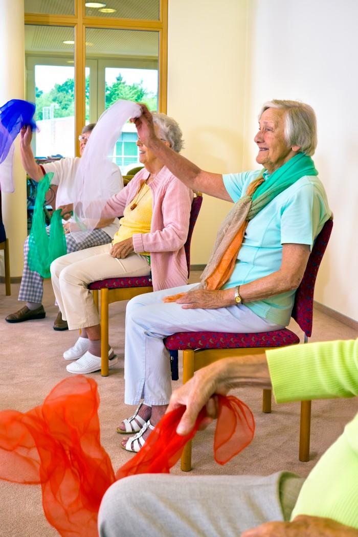 Ehpad : Prise en charge des malades Alzheimer