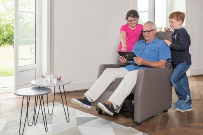 Les fauteuils relax