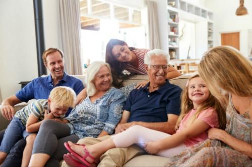 logement senior intergénérationnel