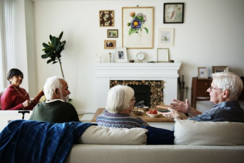 Les logements pour seniors