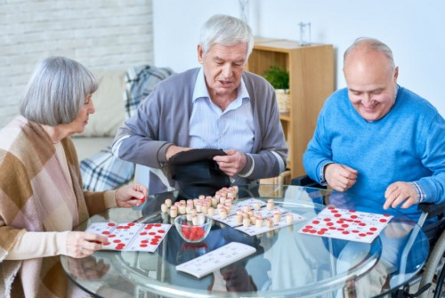 Les personnes handicapées vieillissantes