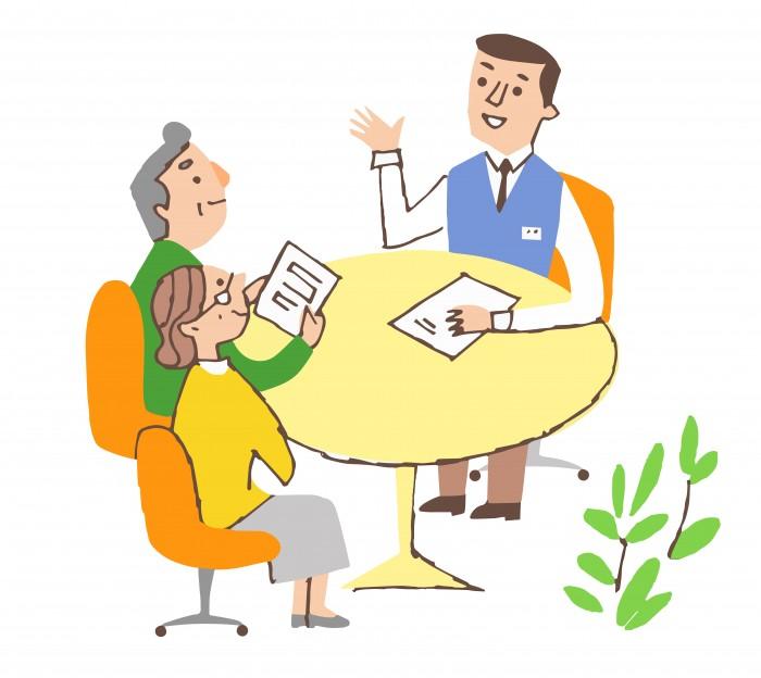 Le rôle de la personne de confiance est important lors de l'admission en ehpad