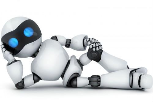 Les robots pour les Alzheimer en maison de retraite