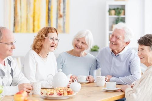 Les seniors et la perte d'autonomie