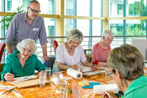 Alzheimer : Les Thérapies non-médicamenteuses