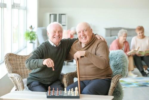 Trouvez un village seniors